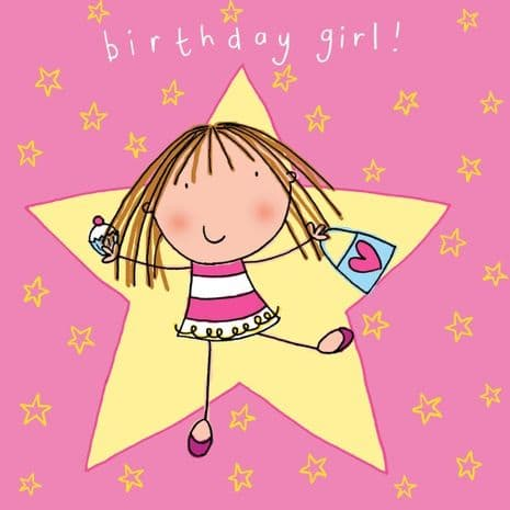 Childrens Birthday Cards. Cute Cards. Age Cards. Happy Birthday Cards. Girls Cards. Boys Cards. Twizler.