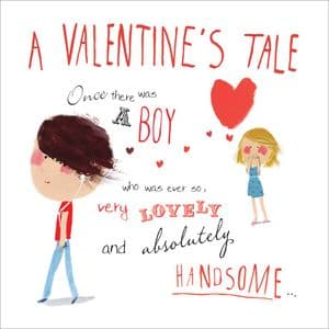 Twizler TVAL2 - Valentines Day Card For Him